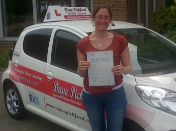 Congratulations to Dr Julia Questa who passed her Automatic Driving Test at Norwich MPTC i now how nervous you were beforehand and you kept it all under control nicely Well done on a great drive Its been an absolute pleasure ive learnt a lot about Argentina along the way thanks again for the recommendation thats another one for the future remember to Stay Safe