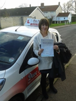 Congratulations to Lynda Catterwell who passed her Automatic Driving Test at Norwich MPTC this afternoon following a one week driving course Well done on a great drive and as you put it a perfect parallel park enjoy your freedom independence most importantly Stay Safe<br />