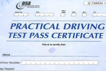 Congratulations to Ceanna (CJ) who Passed her Automatic Driving Test this afternoon at #Norwich in #Bumble #TPDC<br />