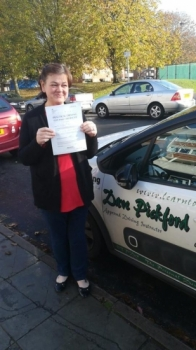 Congratulations to Charlotte who Passed her Automatic Driving Test this morning at #Norwich in #Bumble following a 30 hour course.<br />