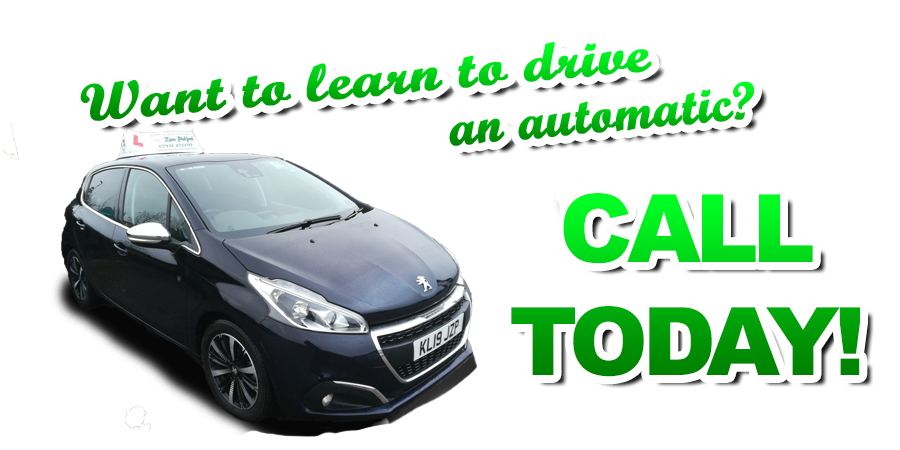 Driving lessons with Dave Pickford Automatic Driver Training